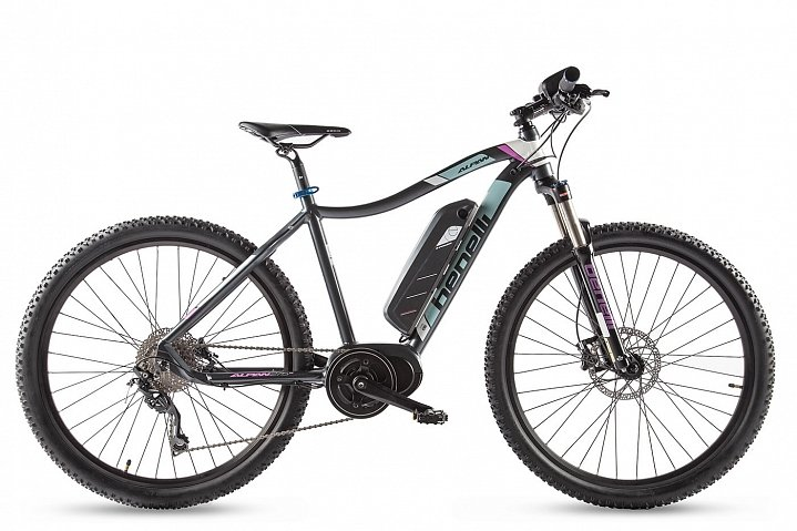 Велогибрид Eltreco by Benelli Alpan Pro