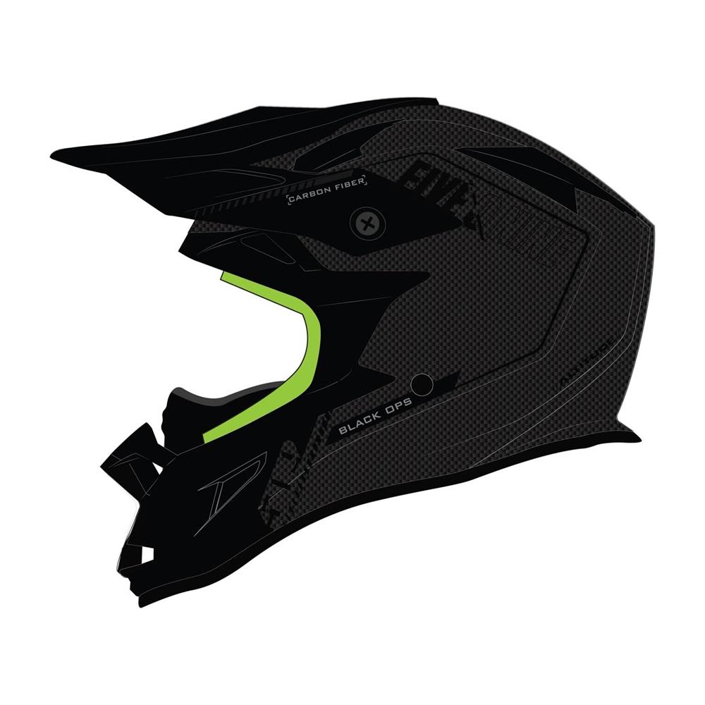 Шлем 509 Altitude Carbon 3K Fidlock (ECE), взрослые