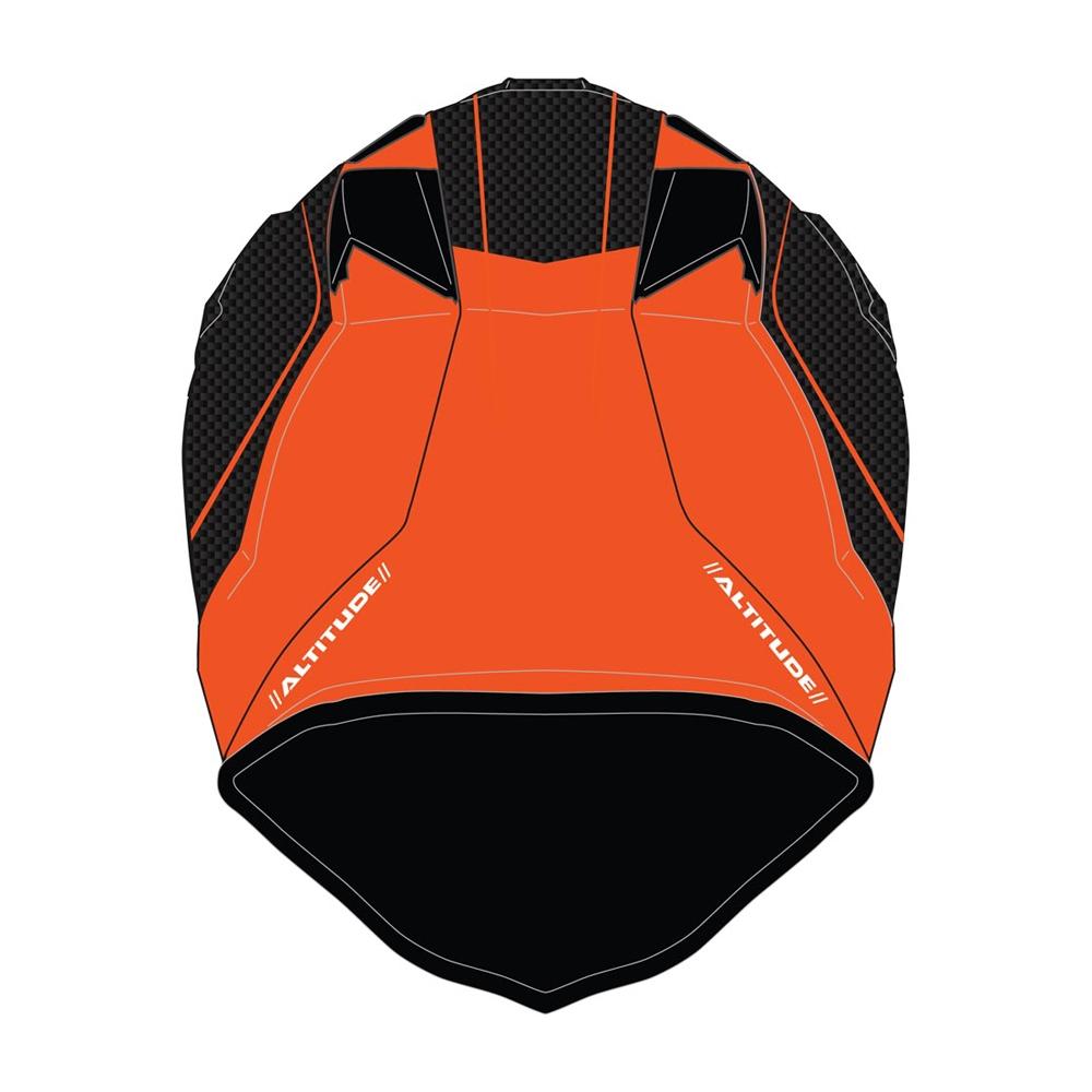 Шлем 509  Altitude Carbon R-Series (ECE), взрослые
