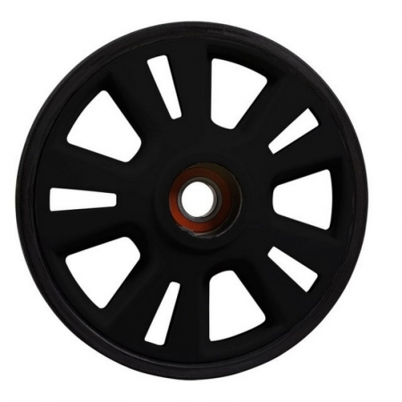 Lightweight Wheel – 200 mm – Black
