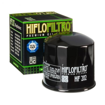 HIFLO  FILTRO Фильтр масляный HF202