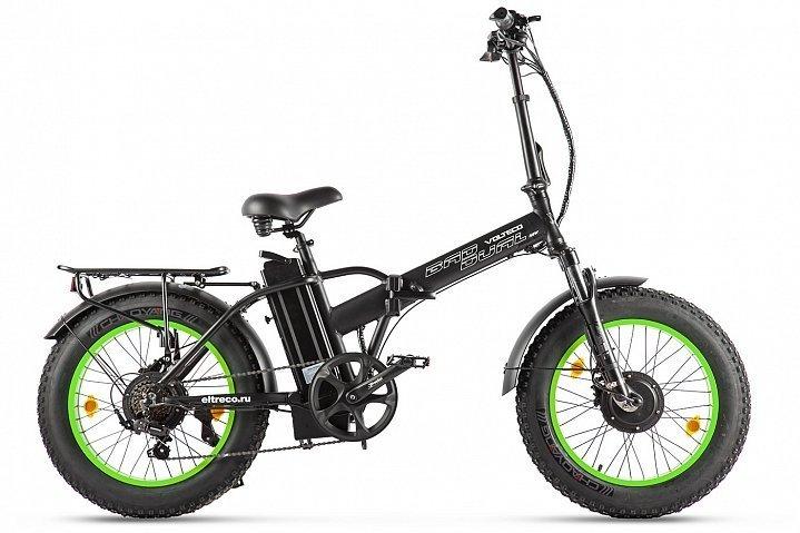 Велогибрид VOLTECO BAD DUAL NEW