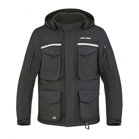 Expedition Jacket  2XL  Black, шт