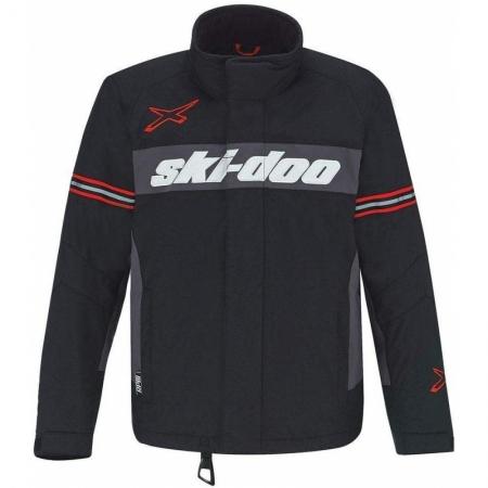 Holeshot jacket Men's Black XL, шт