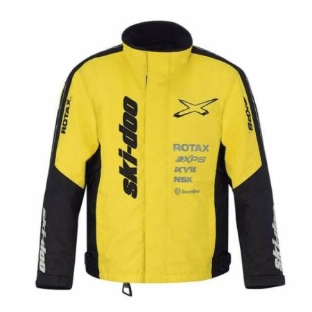 Holeshot jacket Men's Sunburst Yellow XL, шт
