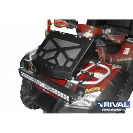 Honda TRX680 Вынос радиатора (с установочным комплектом) + комплект крепежа, (2011-)