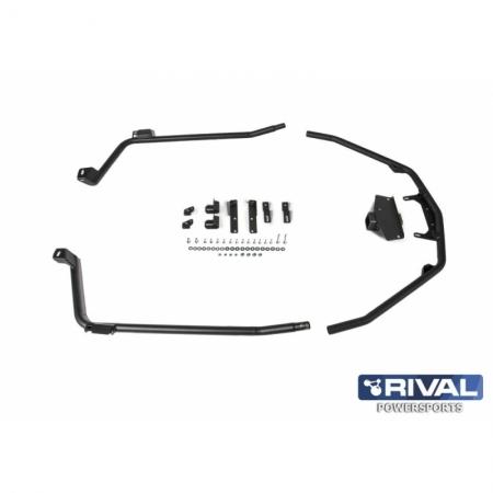 Бампер передний STELS VIKING 2.0 (2018-) + комплект крепежа