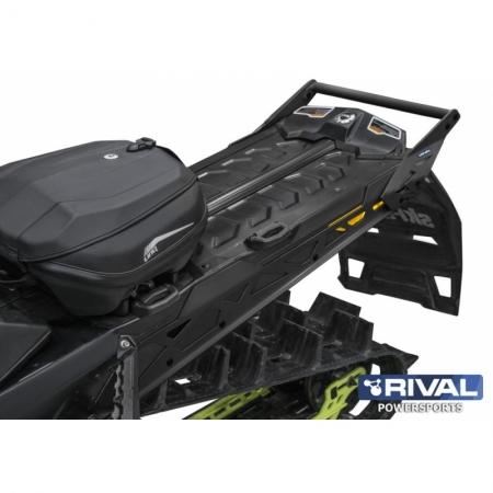Бампер задний BRP Ski-doo Summit/Lynx Boondocker G4 165 + комплект крепежа