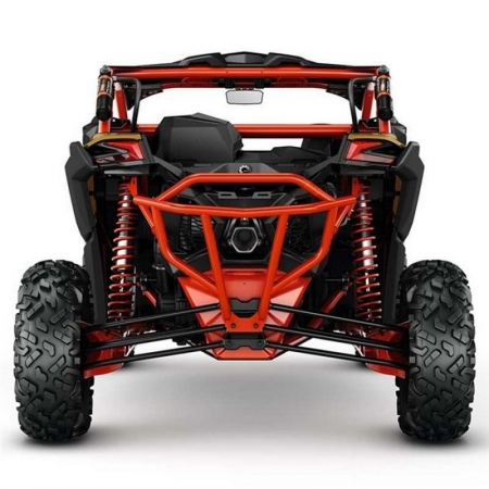 Lonestar Racing Rear Bumper – Can-Am Red