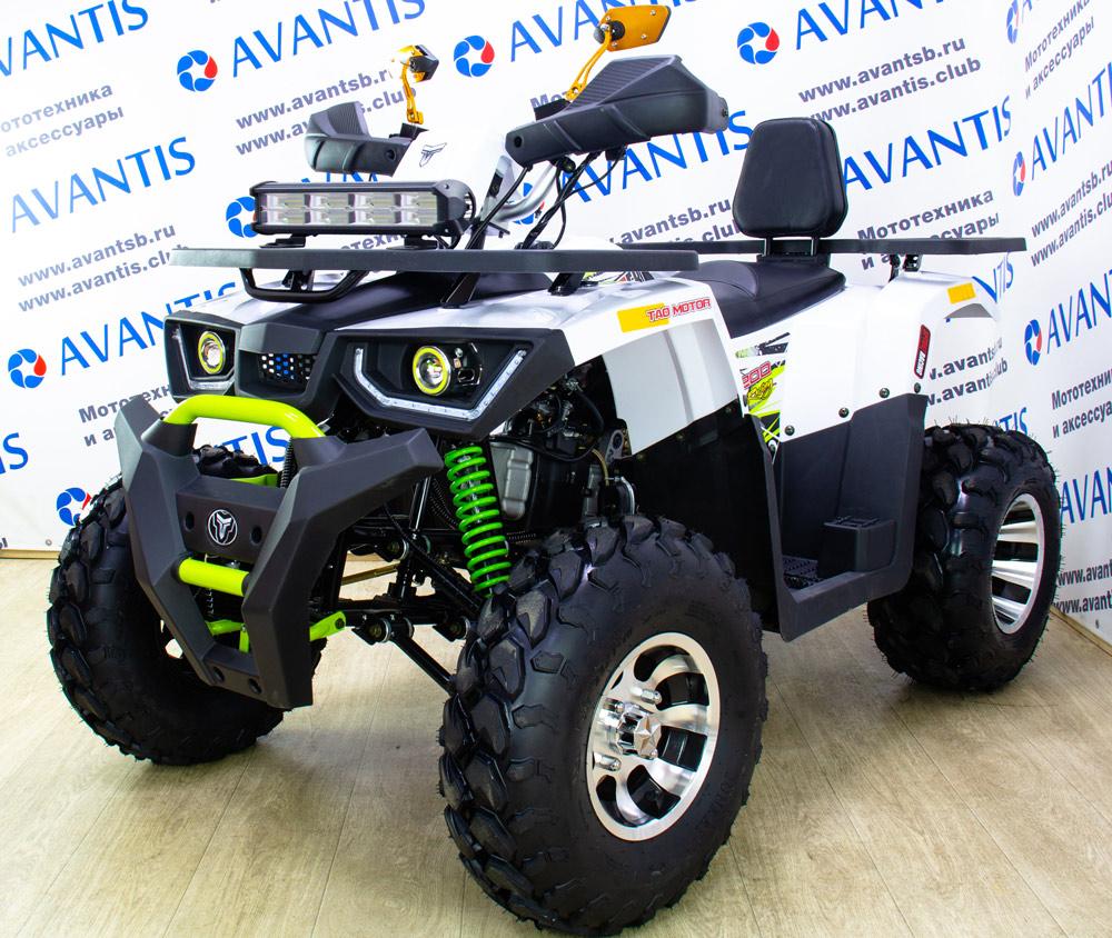 Квадроцикл Avantis Hunter 200 New Premium (2020)