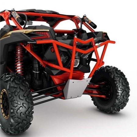 Задний бампер Rear Pre-Runner Bumper — Can-Am Red