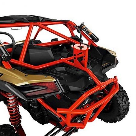 Крепление запасного колеса Lonestar Racing Spare Tire Holder — Can-Am Red