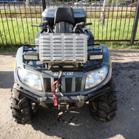 Квадроцикл Arctic Cat TRV700
