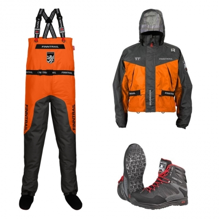 Комплект Finntrail AQUAMASTER-R SET ORANGE