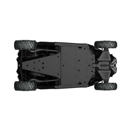 HMWPE Front Skid Plates (715003933)