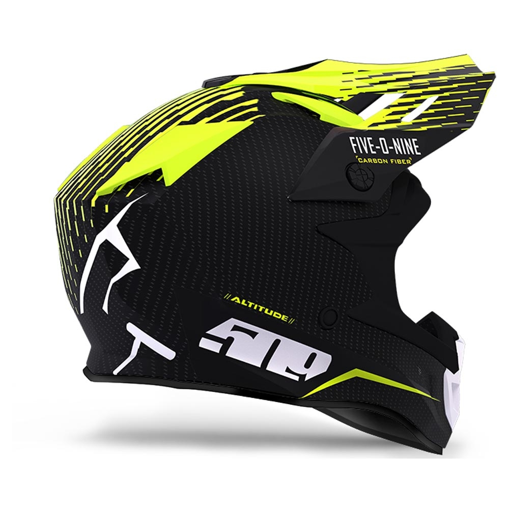 Шлем 509 Altitude Carbon Fidlock, взрослые