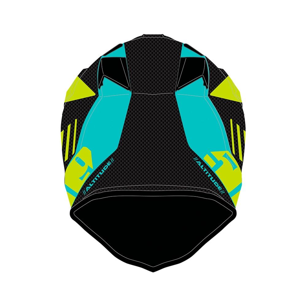 Шлем 509 Altitude Carbon (ECE), взрослые