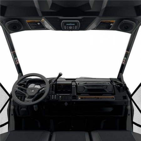 Complete Overhead Audio System