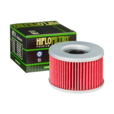 HIFLO FILTRO Фильтр масляный HF111