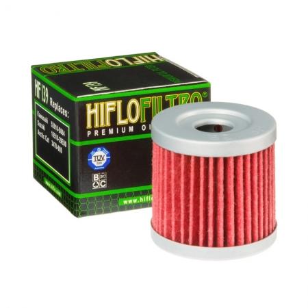 HIFLO FILTRO Фильтр масляный HF139