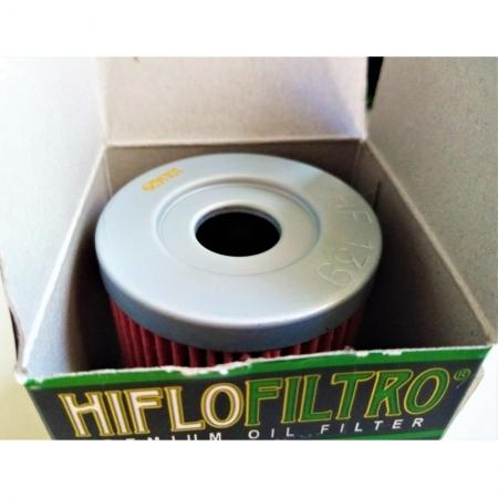 Фильтр масляный HifloFiltro HF139