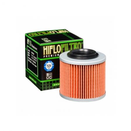 HIFLO FILTRO Фильтр масляный HF151