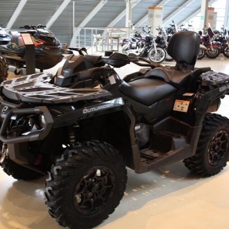 Квадроцикл BRP Outlander MAX 850 XT-P