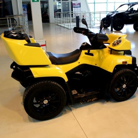 Квадроцикл Cectek Quadrift 550 Efi T6