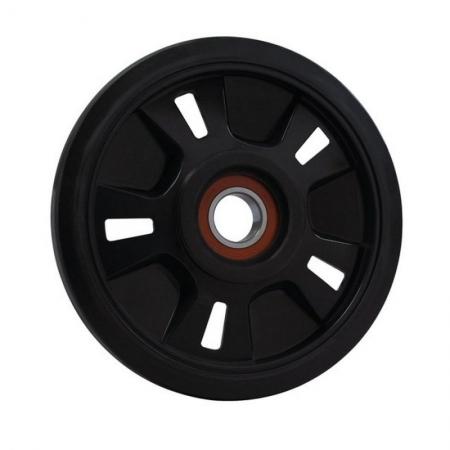 Каток снегохода черный Lightweight Wheel — 147 mm — Black