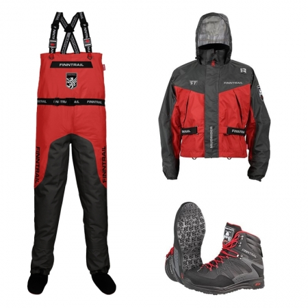 Комплект Finntrail AQUAMASTER-R SET RED