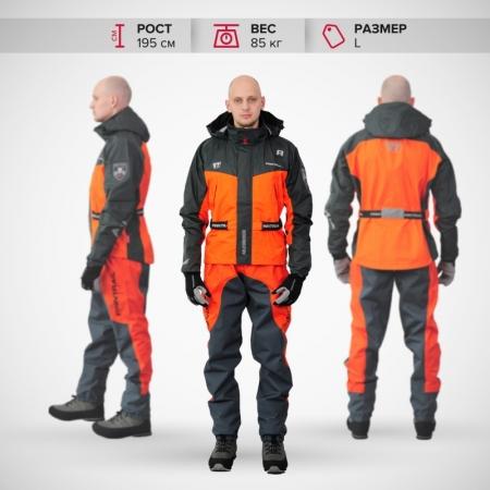 Куртка Finntrail Mudrider 5310 Orange