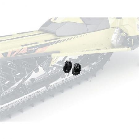 Комплект дополнительный опорных колес Extra Idler Wheel Kit — 152 mm