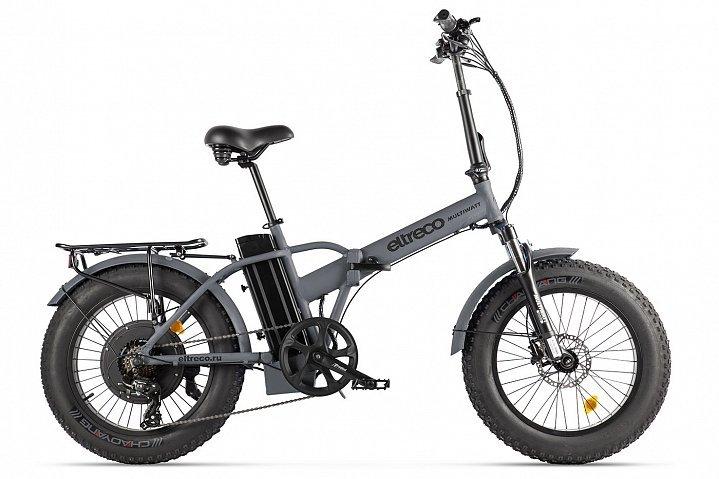 Велогибрид Eltreco MULTIWATT NEW