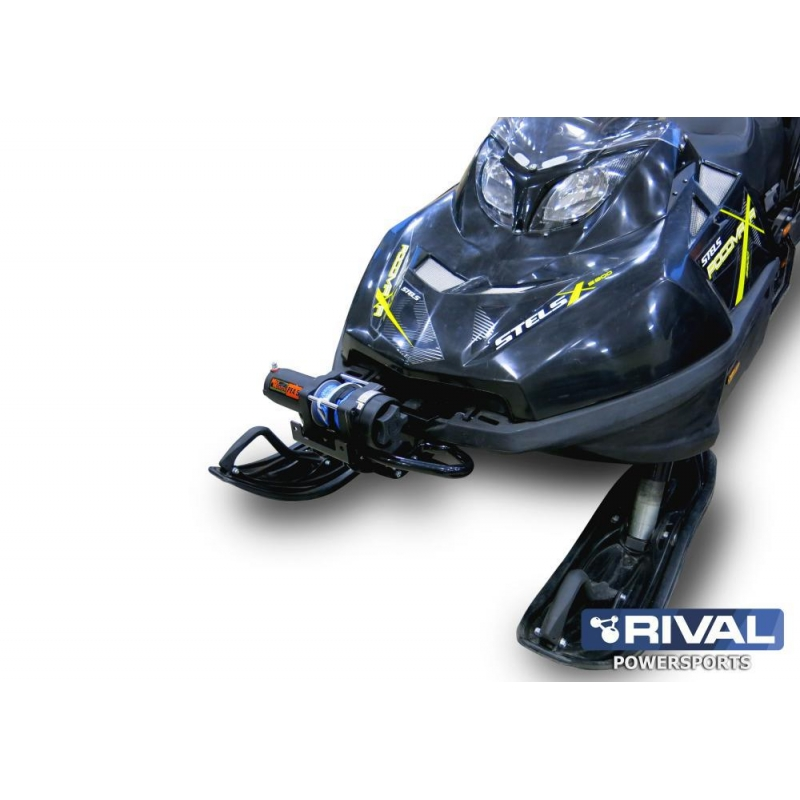 Комплект крепления лебедки Stels Росомаха S800 (2014-) / Stels Viking S600 (2015-)