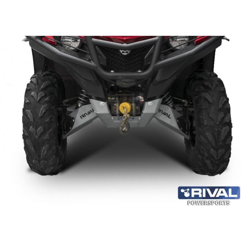ATV Yamaha Grizzly 700 Комплект защит днища (5 частей) (2015-)