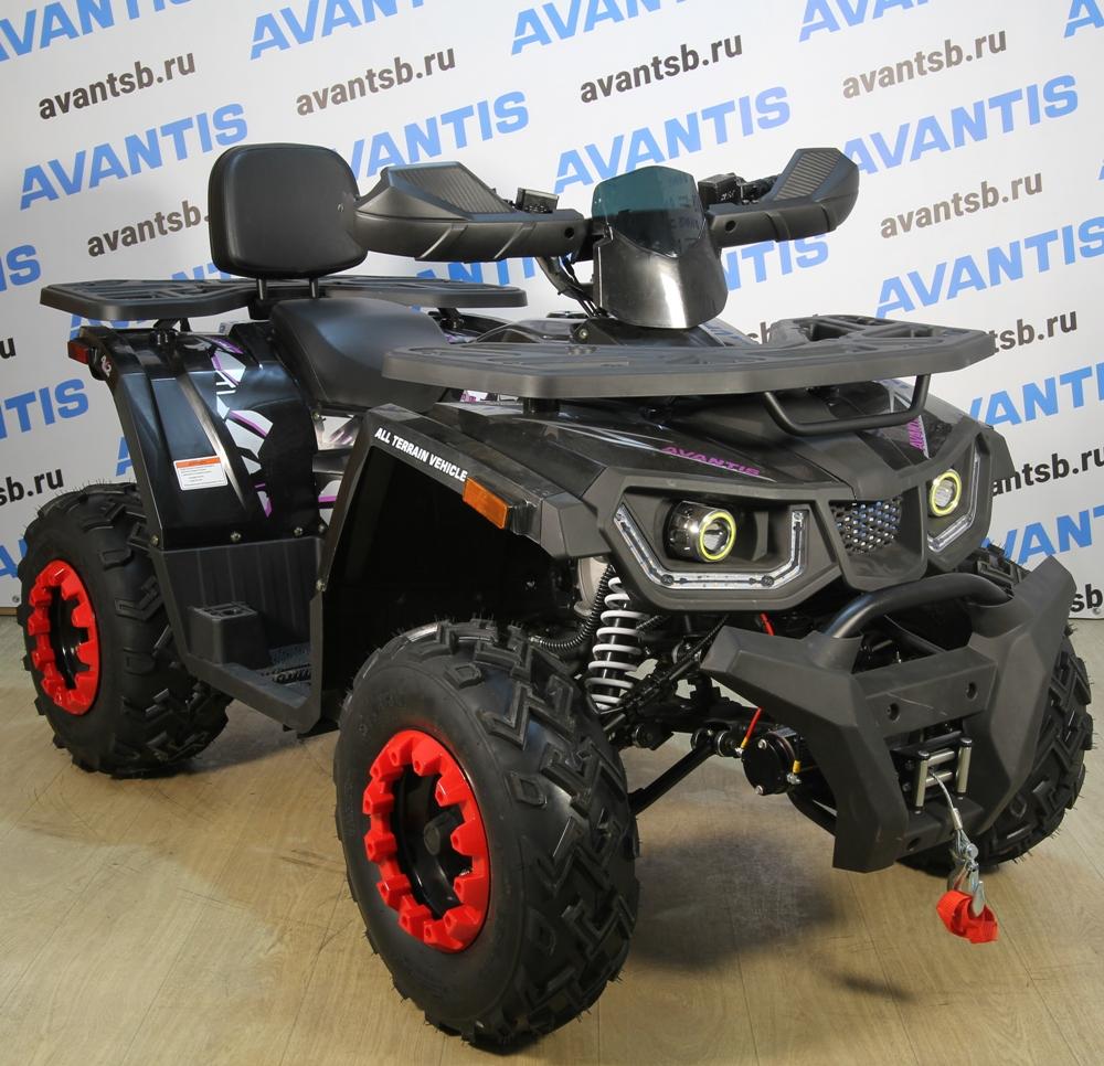 Квадроцикл Avantis Hunter 200 Big Lux