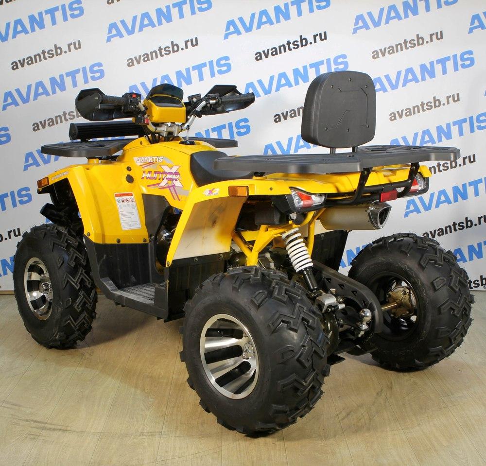 Квадроцикл Avantis Hunter 200 Big Premium