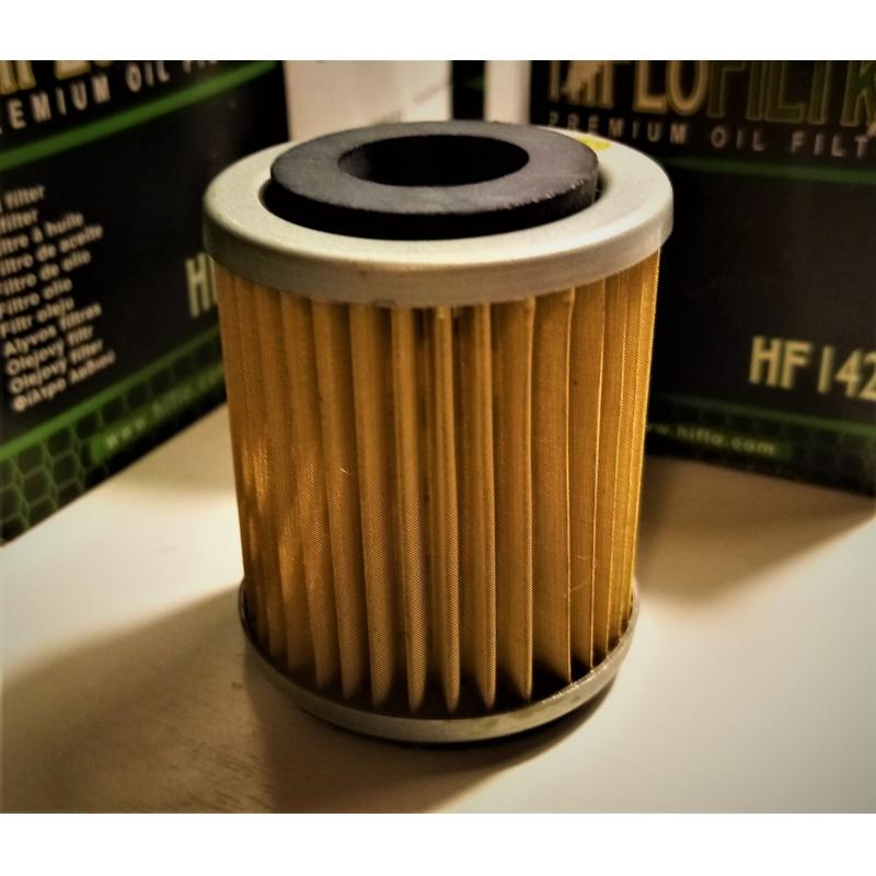 HIFLO FILTRO Фильтр масляный HF142