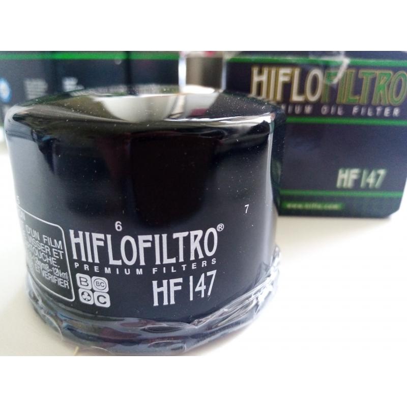 HIFLO FILTRO Фильтр масляный HF147