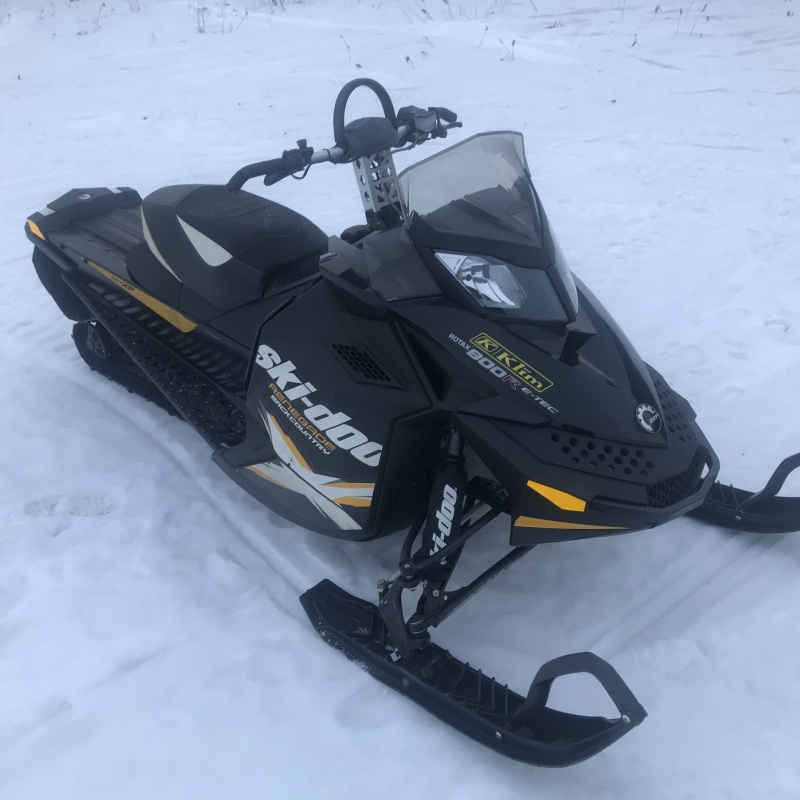 Снегоход SKI-DOO RENEGADE BCX 800R ETEC