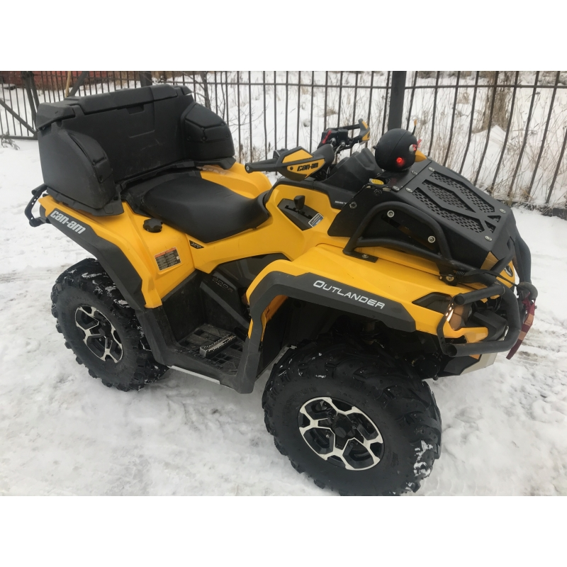 BRP Can-Am Outlander 800XTP