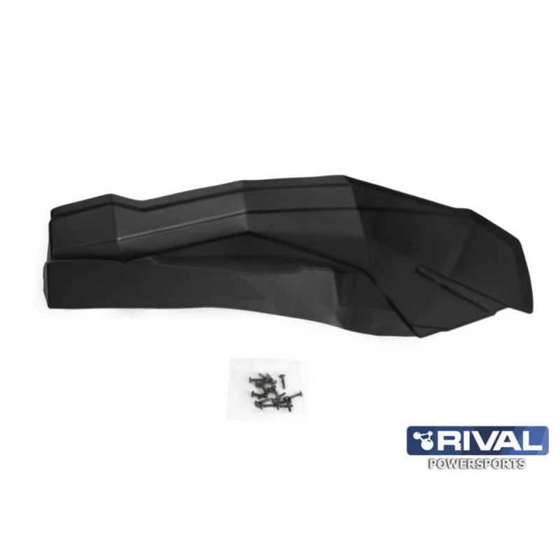Расширители арок BRP Maverick Х3 XRS передние широкие
