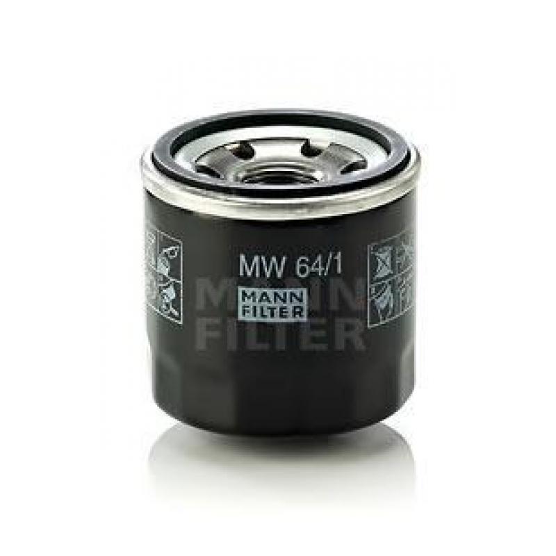 MANN-FILTRO Фильтр масляный MW64/1