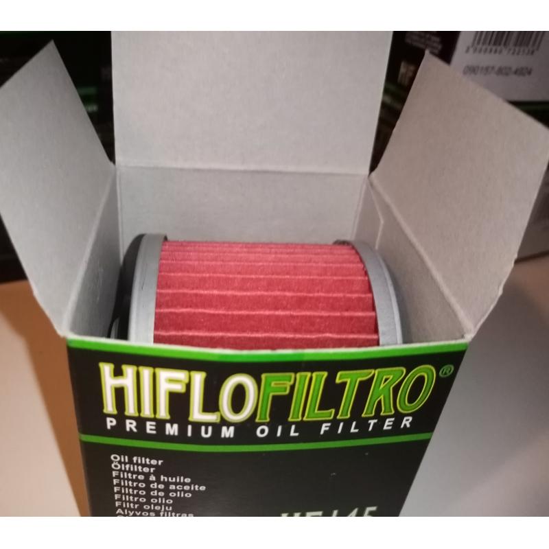 HIFLO FILTRO Фильтр масляный HF145