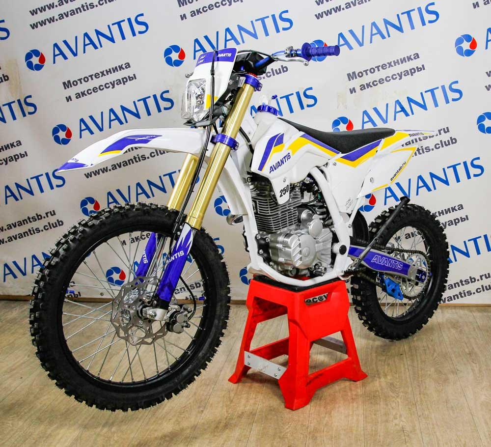 Мотоцикл Avantis A2 Lux (172FMM)
