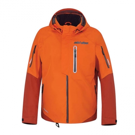 Helium 30 jacket Men's  Orange  L, шт