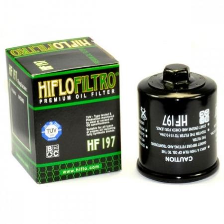 HIFLO FILTRO  Фильтр масляный HF197