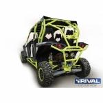 Верхние дуги с креплением запасного колеса BRP Maverick 1000 DS (Установка на задний бампер) (2015-)