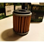 HIFLO FILTRO Фильтр масляный HF140